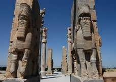 Persepolis - The Gate of All Nations - Shiraz