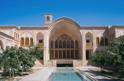 Ameriha House in Kashan