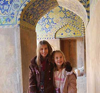 Female Travelers to Iran